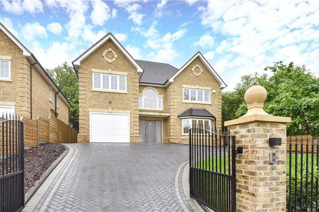 Thumbnail Detached house for sale in Fulmer Drive, Gerrards Cross, Buckinghamshire