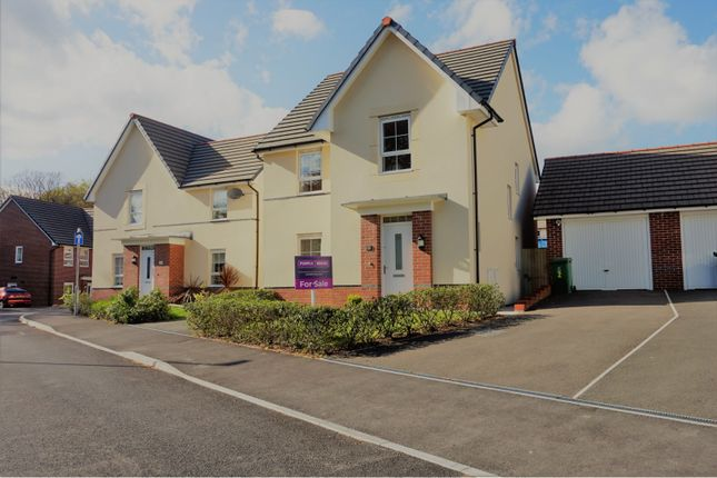 Thumbnail Detached house for sale in Chapel Walk, Penygarn Pontypool Torfaen