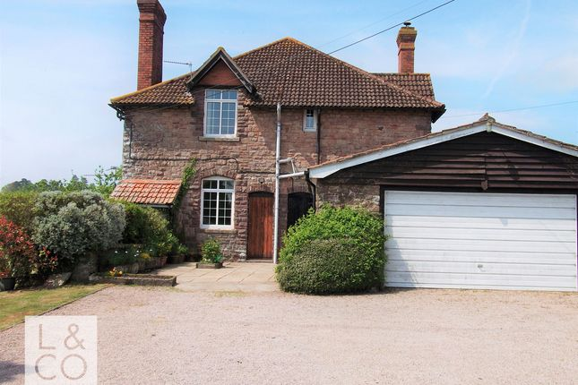 Thumbnail Farmhouse to rent in Little Grondra, Shirenewton