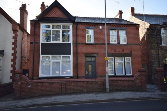 Thumbnail Shared accommodation to rent in Ruabon Road, Wrexham