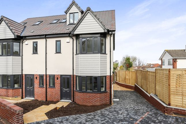 Thumbnail Semi-detached house for sale in Colston Street, Soundwell, Bristol