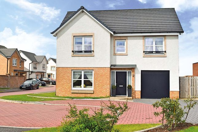 Thumbnail Detached house for sale in Falcon Drive, Newton Mearns, East Renfrewshire