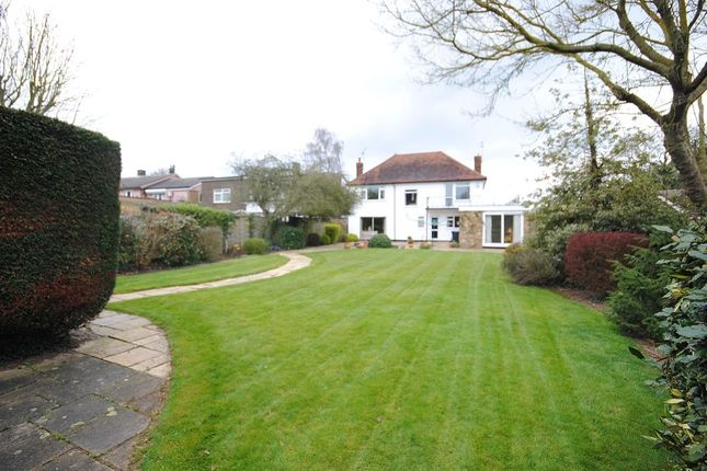Thumbnail Detached house for sale in Mulberry Gardens, Mulberry Green, Harlow