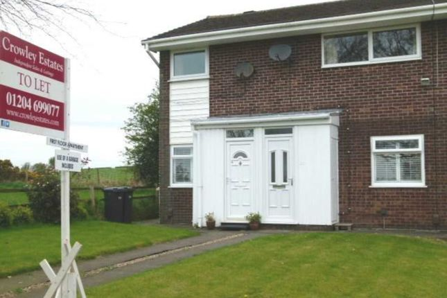 Thumbnail Flat to rent in 20 Corston Grove, Blackrod, Bolton