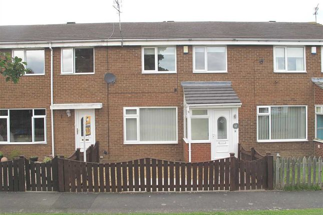 Thumbnail Terraced house to rent in Purbeck Gardens, Eastfield Chase, Cramlington