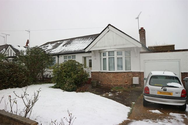 Thumbnail Semi-detached bungalow for sale in Haslemere Avenue, Barnet, Hertfordshire