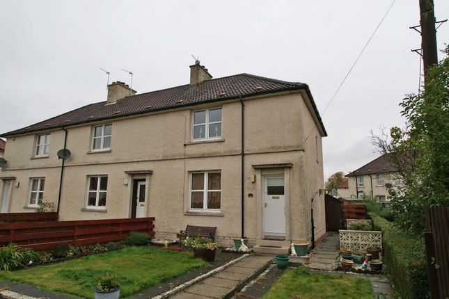 Thumbnail Semi-detached house to rent in Firs Crescent, Bannockburn