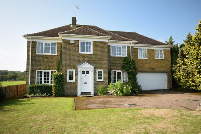 Thumbnail Detached house for sale in Orchard House, Teston Road, Offham, West Malling, Kent