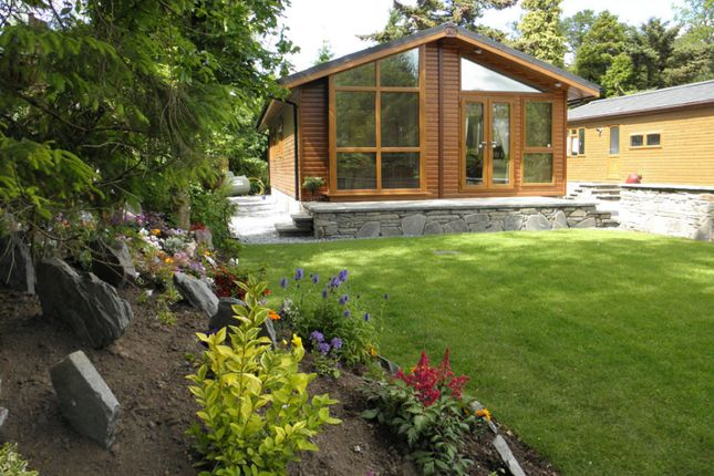 Detached bungalow for sale in Grandeagles Luxury Park, Auchterarder