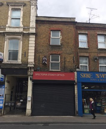 Thumbnail Commercial property for sale in Stoke Newington High Street, Stoke Newington, London