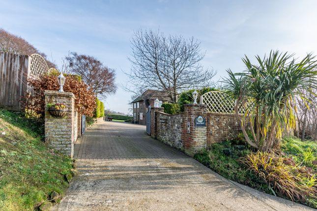 Gated Drive of Lambleys Lane, Sompting, West Sussex BN14