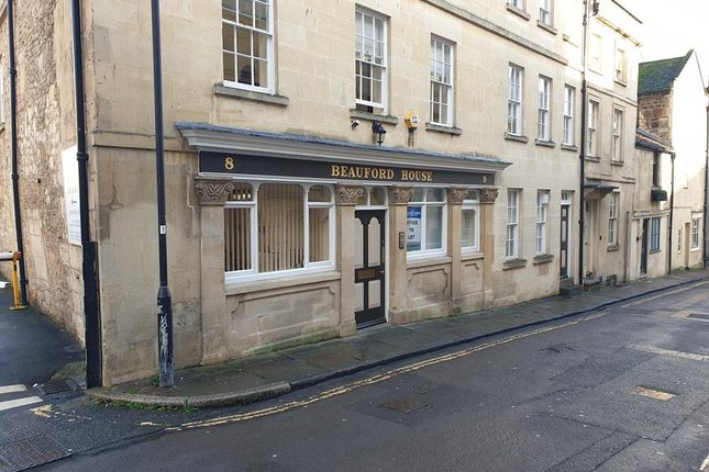 Thumbnail Office to let in Beauford House, 8 & 9, Princes Street, Bath
