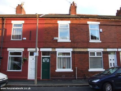Thumbnail Terraced house for sale in 8, Howlls Avenue, Sale, Cheshire