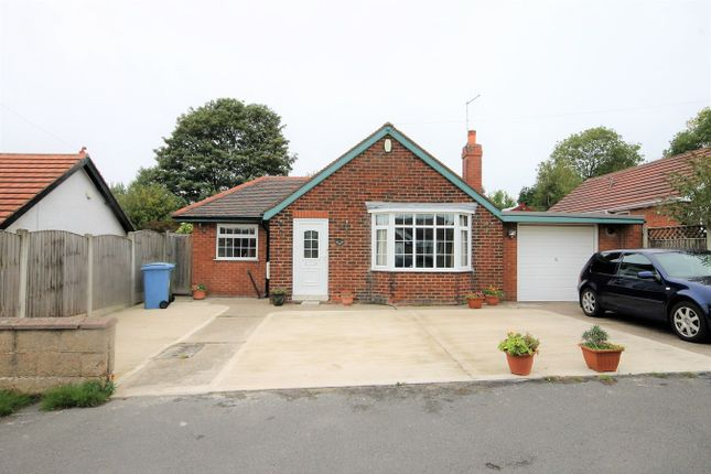 Thumbnail Bungalow to rent in Ashwell Avenue, Mansfield Woodhouse, Mansfield