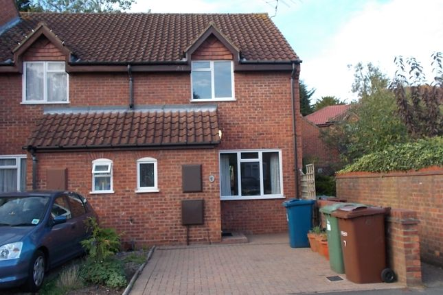 Thumbnail End terrace house for sale in Copperfield Way, Pinner