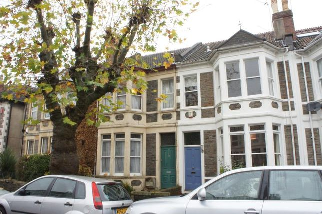 Thumbnail Terraced house to rent in Sefton Park Road, St Andrews, Bristol