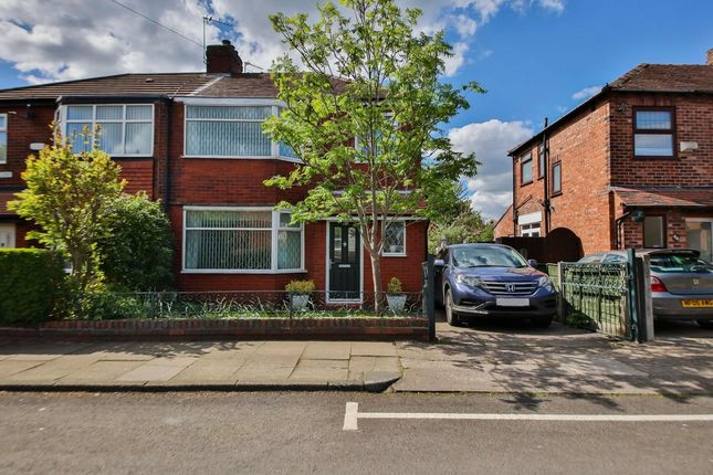 Thumbnail Semi-detached house to rent in Fernlea Crescent, Swinton, Manchester