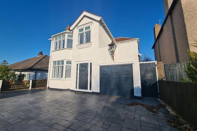 Thumbnail Detached house for sale in Chesterfield Road, Crosby, Liverpool