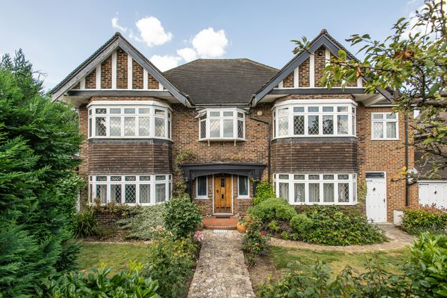 Thumbnail Detached house for sale in Pine Walk, Surbiton, Surrey