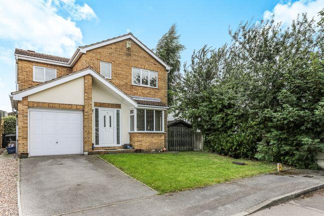Thumbnail Detached house for sale in Raven Meadows, Swinton, Mexborough