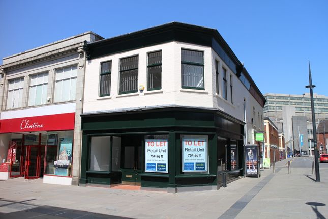 Thumbnail Retail premises to let in 6 Regent Street, Swindon