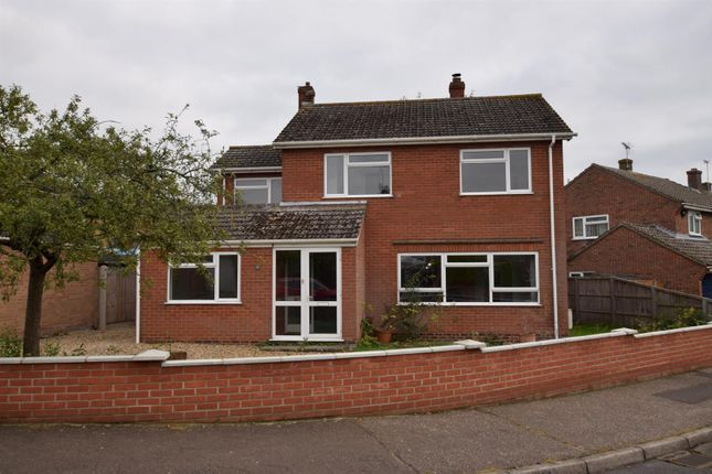 Thumbnail Detached house for sale in Joy Avenue, Newton Flotman, Norwich