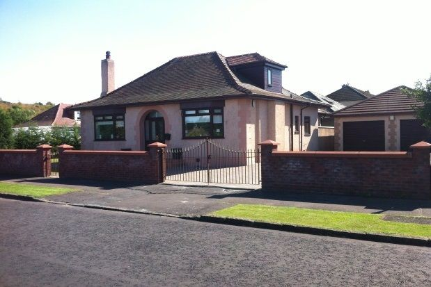 Thumbnail Detached bungalow to rent in Hutchison Street, Hamilton