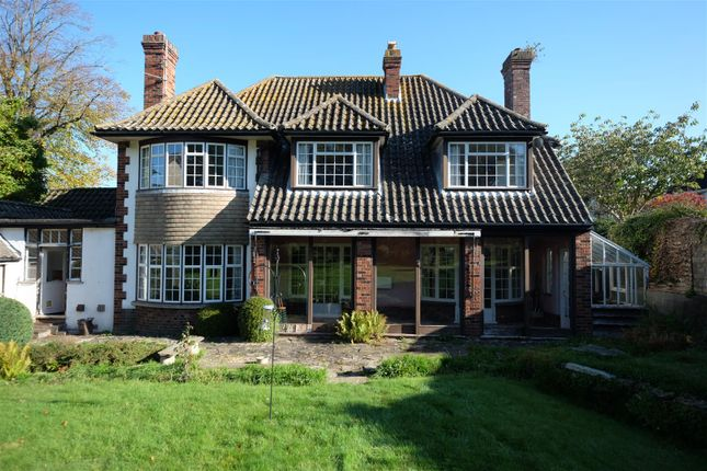 Thumbnail Detached house for sale in Cambridge Road, Clevedon