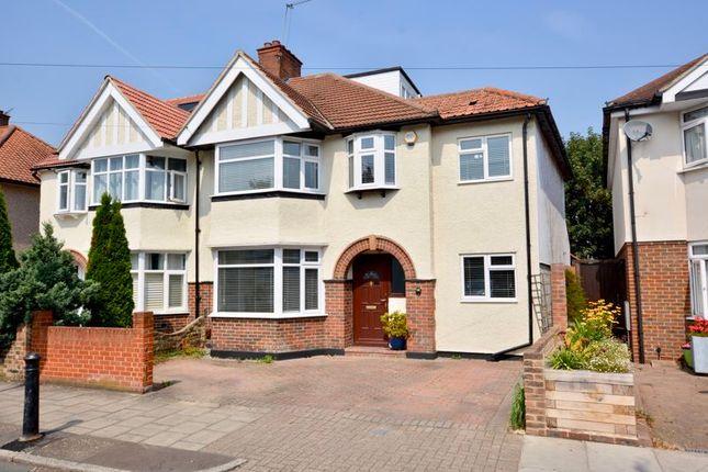 Semi-detached house for sale in Tranmere Road, Whitton, Twickenham