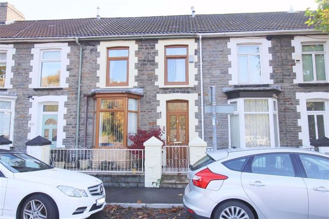 Thumbnail Terraced house for sale in The Parade, Pontypridd, Rct