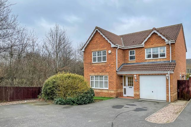 4 bed detached house for sale in Crome Close, Wellingborough NN8