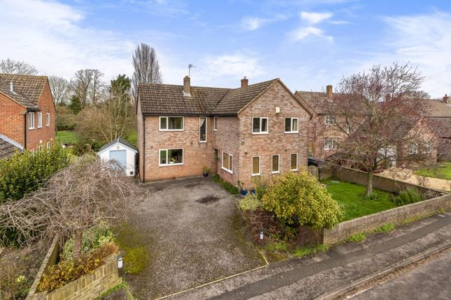 5 bed detached house for sale in Castle Street, Steventon, Abingdon OX13