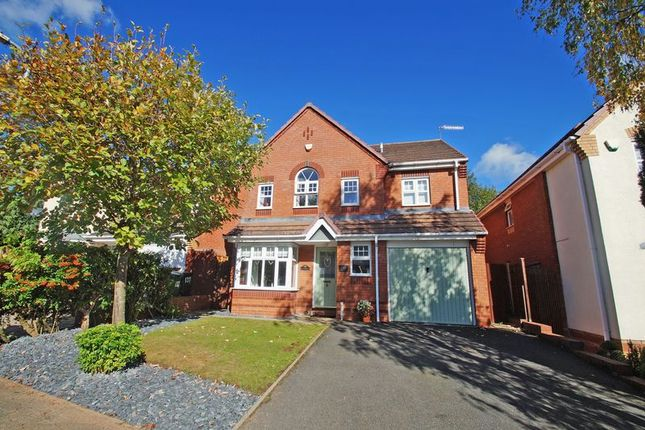 Thumbnail Detached house for sale in Carthorse Lane, Redditch