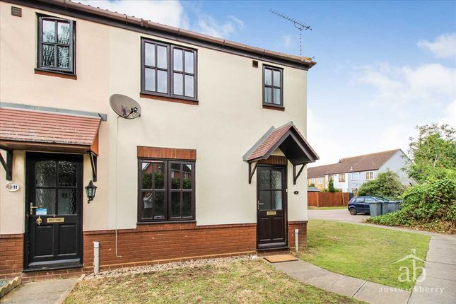 2 bed end terrace house to rent in Sheppards Way, Kesgrave, Ipswich IP5