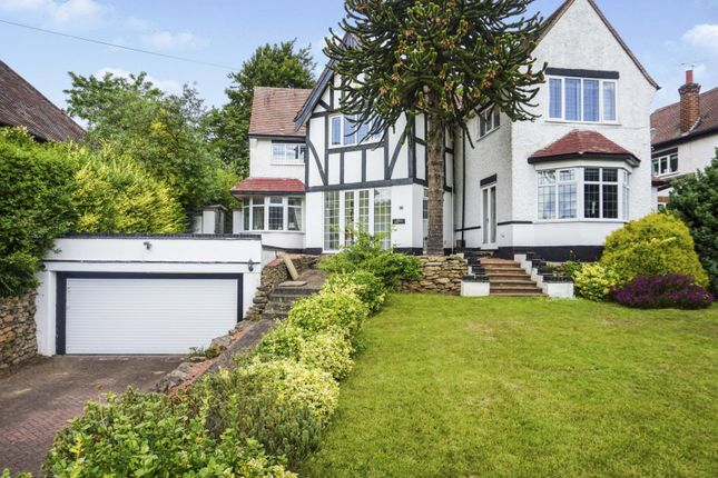 Thumbnail Detached house for sale in Derby Road, Bramcote