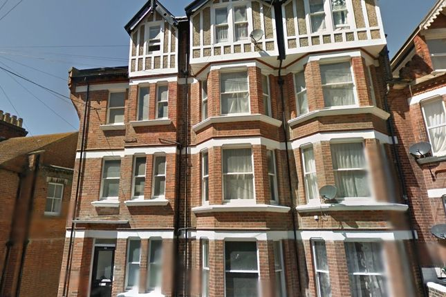 Thumbnail Block of flats for sale in Milward Road, Hastings