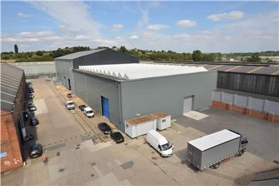 Thumbnail Light industrial to let in Unit 4, Calder Vale Road, Wakefield, West Yorkshire