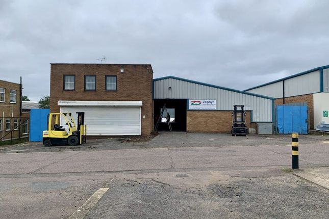 Thumbnail Industrial to let in 8 Commerce Way, Leighton Buzzard, Bedfordshire