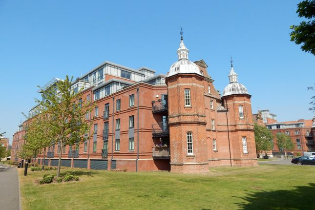 2 bed flat to rent in The Pavilion, St. Stephens Road, Norwich