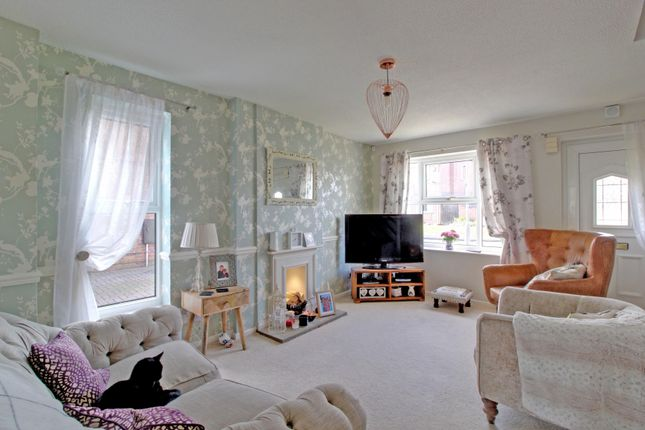 Lounge of Willow Rise, Thorpe Willoughby, Selby YO8