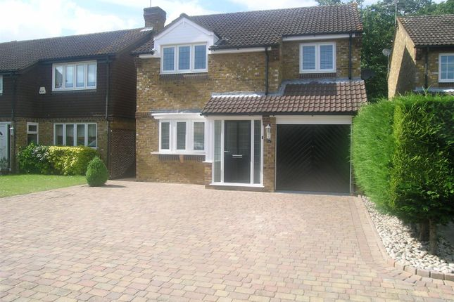 Thumbnail Detached house to rent in Bridle Way, Great Amwell, Ware