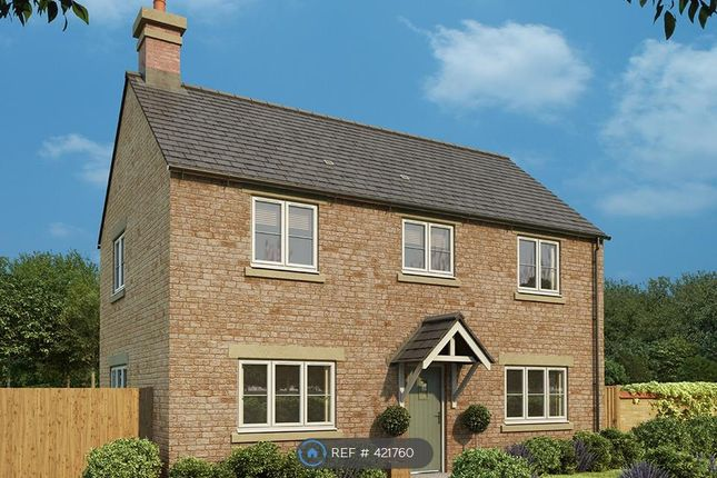Thumbnail Detached house to rent in Temple Close, Towcester