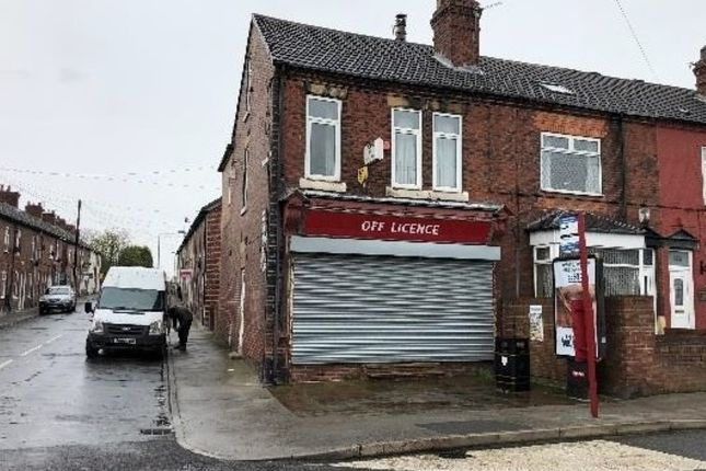 Thumbnail Commercial property for sale in Featherstone Lane, Featherstone, Pontefract