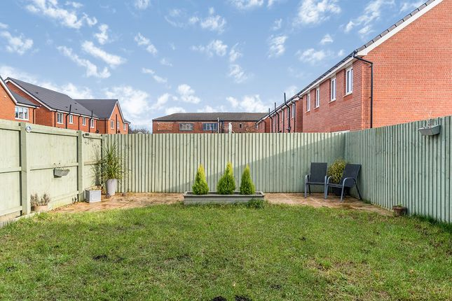 Rear Garden of Pickering Drive, Newton-Le-Willows, Merseyside WA12