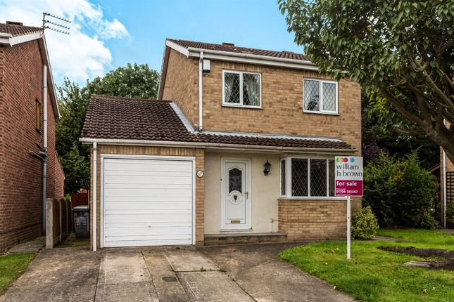 3 bed detached house for sale in Burntwood Close, Thurnscoe, Rotherham