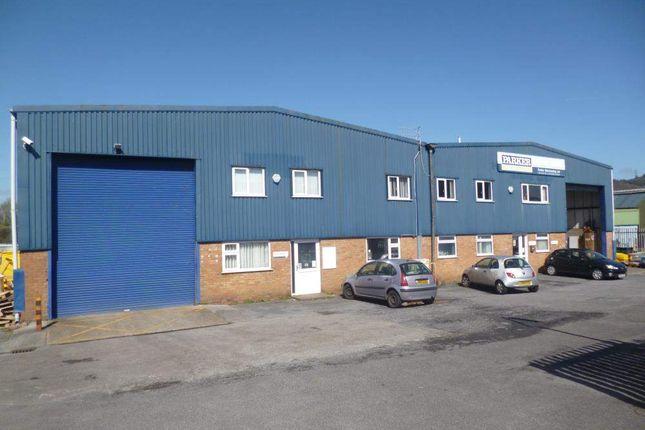 Thumbnail Light industrial to let in Seaway Drive, Seaway Parade Industrial Estate, Baglan, Port Talbot