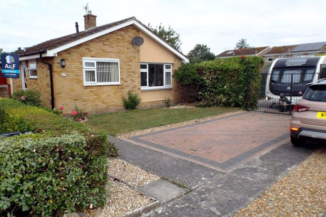 Thumbnail Detached bungalow for sale in Knoll View, Burnham-On-Sea, Somerset