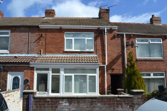 2 bedroom terraced house for sale in Hardwick Street, Blackhall, Co Durham