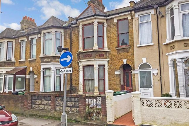 Front of Manor Road, Leyton, London E10
