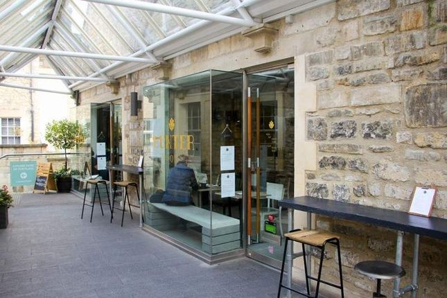 Thumbnail Restaurant/cafe to let in 14-15 Milsom Place, Bath